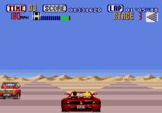 Out Run Megadrive 66