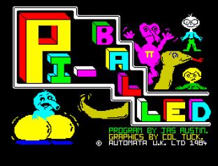 Pi-Balled ZX Spectrum 01