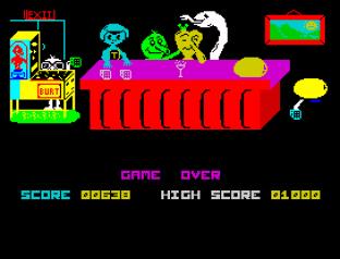Pi-Balled ZX Spectrum 23