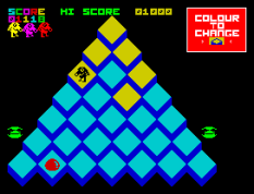 Pi-Balled ZX Spectrum 32