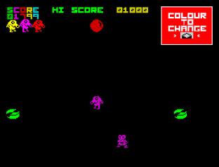 Pi-Balled ZX Spectrum 45
