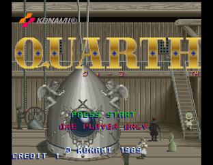 Quarth Arcade 01