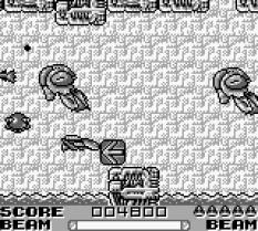 R-Type 2 Game Boy 11