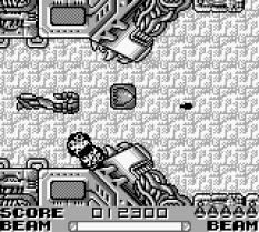 R-Type 2 Game Boy 21