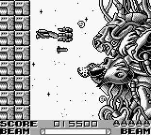 R-Type 2 Game Boy 31