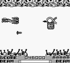 R-Type 2 Game Boy 55