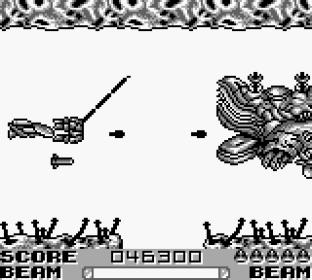 R-Type 2 Game Boy 56