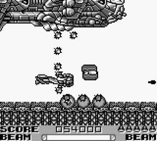 R-Type 2 Game Boy 64