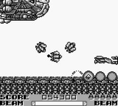 R-Type 2 Game Boy 65