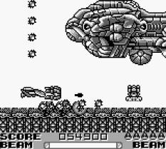 R-Type 2 Game Boy 66