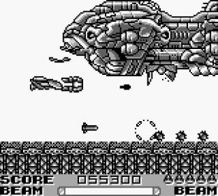 R-Type 2 Game Boy 67