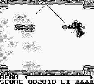 R-Type Game Boy 20