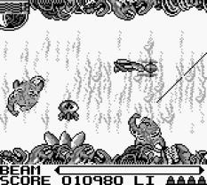 R-Type Game Boy 32