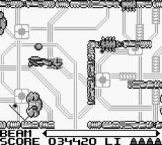 R-Type Game Boy 55