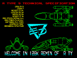 R-Type ZX Spectrum 002