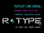 R-Type ZX Spectrum 003
