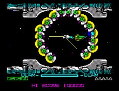 R-Type ZX Spectrum 010