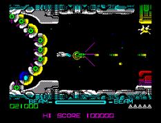 R-Type ZX Spectrum 011