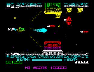 R-Type ZX Spectrum 012