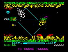 R-Type ZX Spectrum 021