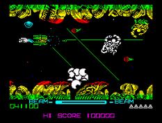 R-Type ZX Spectrum 022