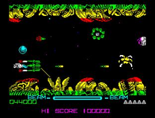 R-Type ZX Spectrum 023