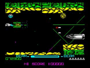 R-Type ZX Spectrum 031