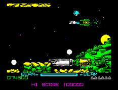 R-Type ZX Spectrum 032