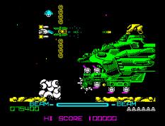R-Type ZX Spectrum 033