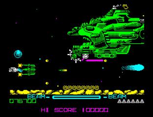 R-Type ZX Spectrum 034
