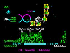 R-Type ZX Spectrum 044