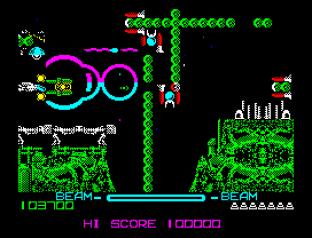 R-Type ZX Spectrum 045