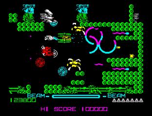 R-Type ZX Spectrum 053