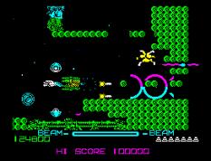 R-Type ZX Spectrum 054