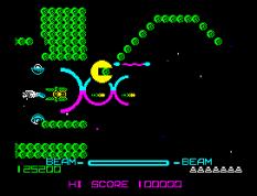 R-Type ZX Spectrum 055