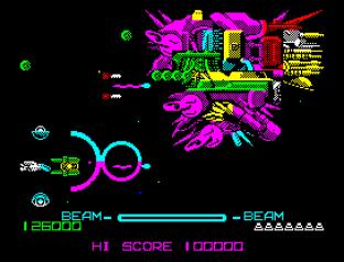 R-Type ZX Spectrum 056