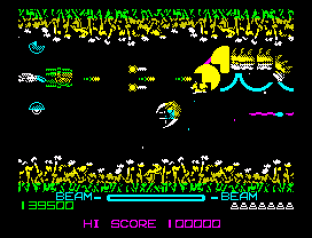 R-Type ZX Spectrum 064
