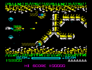 R-Type ZX Spectrum 067
