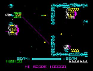 R-Type ZX Spectrum 078