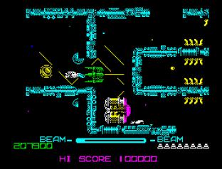R-Type ZX Spectrum 086