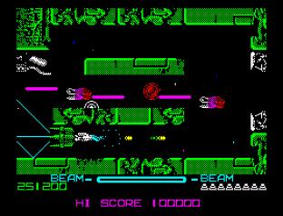 R-Type ZX Spectrum 097