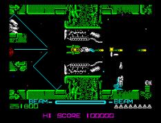 R-Type ZX Spectrum 098