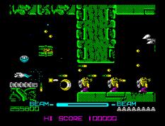 R-Type ZX Spectrum 099