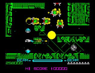 R-Type ZX Spectrum 100