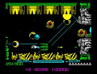 R-Type ZX Spectrum 108