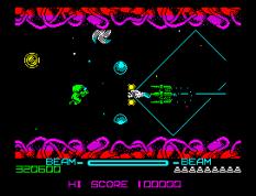 R-Type ZX Spectrum 110