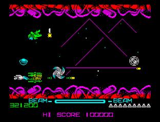 R-Type ZX Spectrum 111