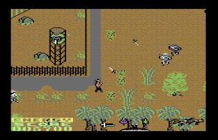 Rambo C64 09