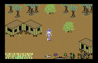 Rambo C64 45