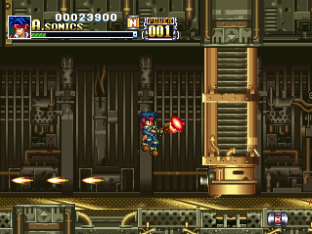 Rapid Reload PS1 023